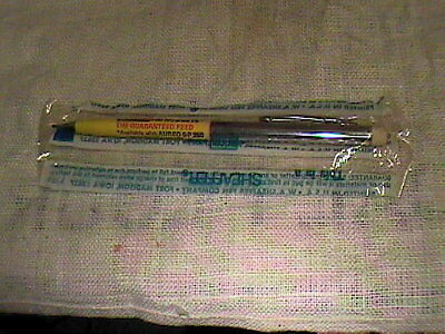 70S Advertising Kent Feeds Pig Nuggets Sheaffer Mechanical Pencil In Package!!