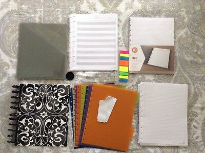 """Arc by Staples   8.5x11"""" Lot Of Supplies"""