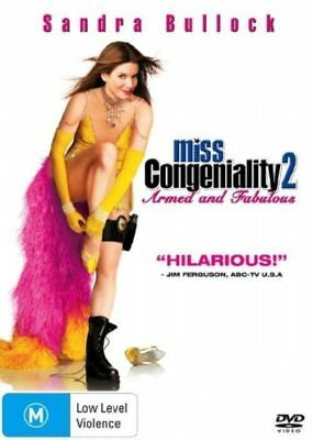 Miss Congeniality 2 - Armed And Fabulous (DVD, 2005)