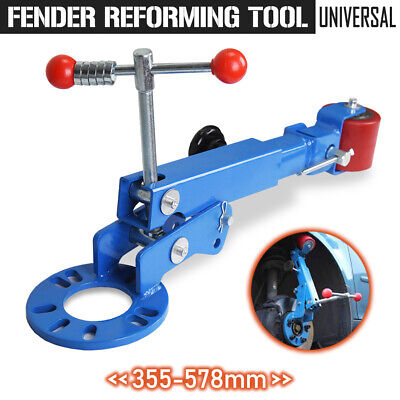 Fender Roller Reformer Tool Vehicle Wheel Arch Guard Rolling Expander