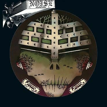 Voivod Too Scared To Scream RSD vinyl LP picture disc  NEW/SEALED