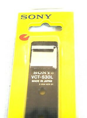 Sony - VCT-S30L - Shoe Mount - EUC - NEW!!