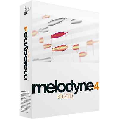 Celemony Melodyne 4 Studio Full Version (Serial Download)