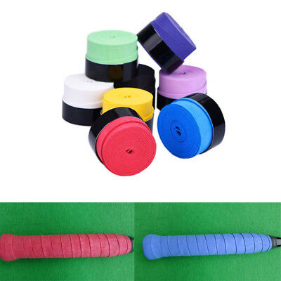 5/10/20Pcs Tennis Racket Overgrip Badminton Racquet Sweatband Non Slip Tape Grip