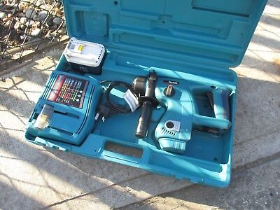 Makita Sds+ Battery Drill Bhr200 240V C/w Charger