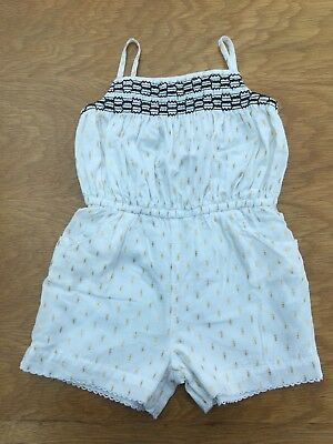 Marks and spencer Baby Girls Playsuit Age 1.5-2 Years