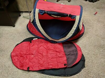 KidCo PeaPod Tent Red and Blue