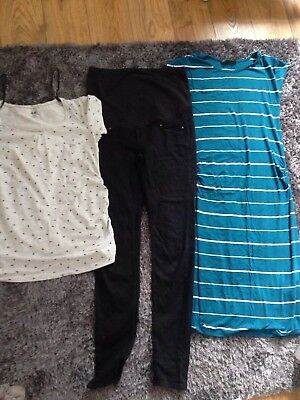 Maternity Bundle H&M Blooming Marvelous Size Small 8-10