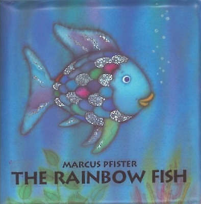The Rainbow Fish Bath Book by Marcus Pfister (Other book format, 2000)