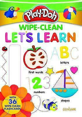 Play-Doh! Wipe-Clean Activity Book by Centum Books (Paperback, 2017)