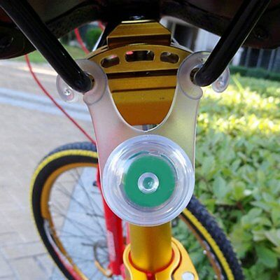Bicycle LED Silicone Rear Tail Light Bike Cycling Flash LED Frame Hanging Lamp