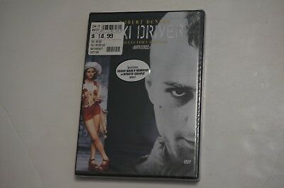 Taxi Driver (DVD 1999 Collector's Edition) RARE 1976 ROBERT DeNIRO BRAND NEW