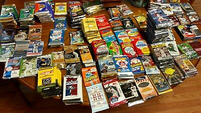 Unopened Baseball Card Pack