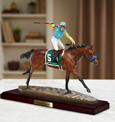 Breyer #9180 American Pharoah Collectible Resin Sculpture - New Factory Sealed
