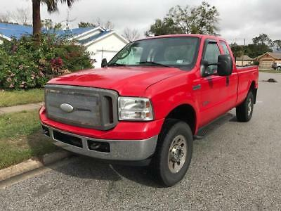 F-250 Lariat Ford Super Duty F-250 Red with 210,987 Miles, for sale!
