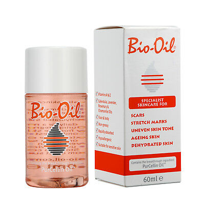 Bio-Oil Skincare 60ml /2oz For Scars, Stretch Marks, Uneven Skin Tone & Aging