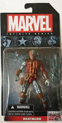 "DEATHLOK Marvel Universe Marvel Legends HASBRO 2014 3.75"" INCH Action Figure"