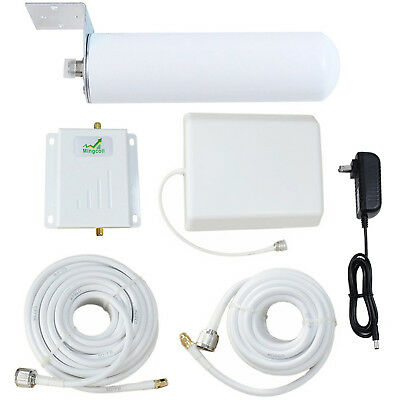 Mingcoll AT&T 700MHZ Cell Phone Signal Booster 4G LTE Phone Data Router Band12