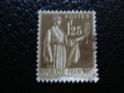 FRANCE - stamp yvert and tellier n° 287 obl (A5) stamp french