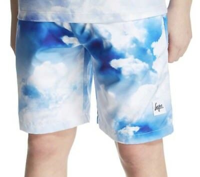 Boys Hype Cloud Swim Shorts Age 13 Years - Bnwt - Rrp £20.00 -