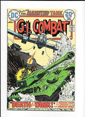 G.i. Combat #169 (Gd+) Dc Bronze War