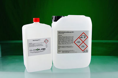 Natronlauge 50% NaOH CAS-Nr.: 1310-73-2 Sodium hydroxide solution // 5 Liter