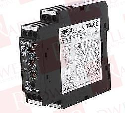Omron K8Ak-Th11S 100-240Vac / K8Akth11S100240Vac (Used Tested Cleaned)