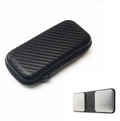 Black Travel Case for AliveCor Kardia Mobile ECG/EKG Monitor Testing