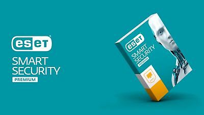 ESET SMART  SECURITY PREMIUM 2018 v11 OVER 2 YEARS LICENCE ***FAST DELIVERY***
