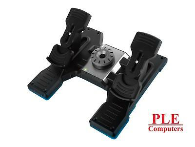 Logitech Flight Rudder Pedals[945-000024]