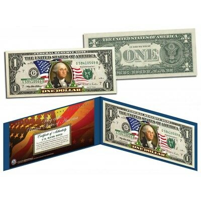 IOWA State//Park COLORIZED Legal Tender U.S $2 Bill w//Security Features