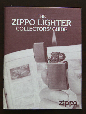 Zippo Collector's Guide 1994 - Covers to year 1932 - 1994