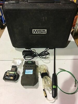 MSA ALTAIR 5X  Multigas portable gas detector analyzer monitor
