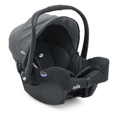 Joie Gemm Carry Cot Size 0 + From Birth Chromium NEW
