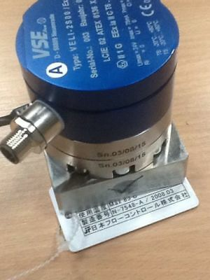 VSE Gear Flow Sensor VHM Series VHM02-1