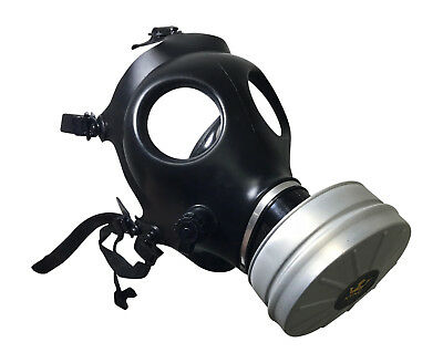 KIDS/YOUTH Premium Gas Mask w/Genuine Military Sealed NATO Filter Protection!
