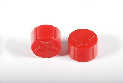 "Red Emerson ""Patriot"" Knobs"