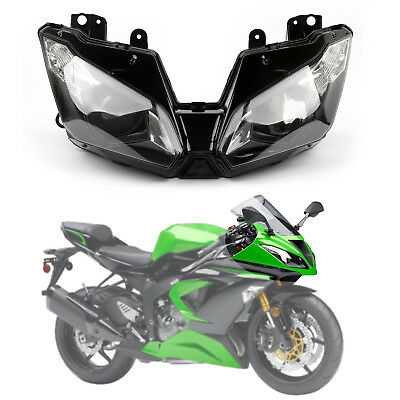 FRONT HEADLIGHT HEADLAMP For Yamaha FZ-6R FZ6R 2009-2015