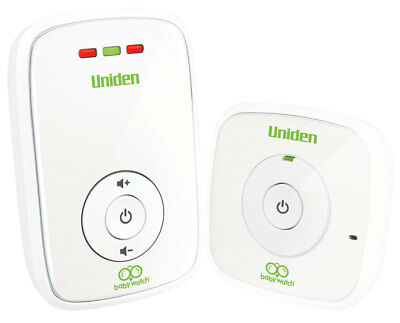 Uniden Digital Wireless Baby Audio Monitor - BW120