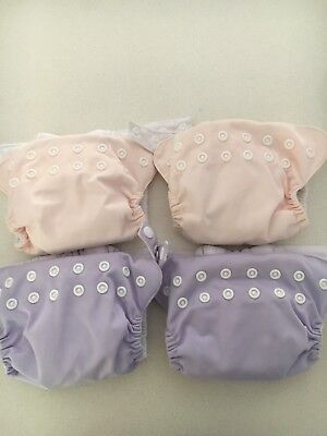 Bambooty Easy Dry All in One Nappies - Newborn sizing