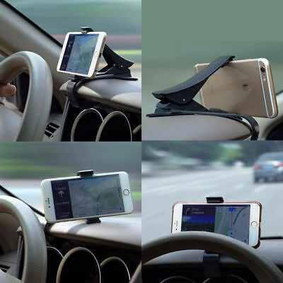 Universal Car Dashboard Mount Holder Stand HUD Cradle for Telephone GPS Portable