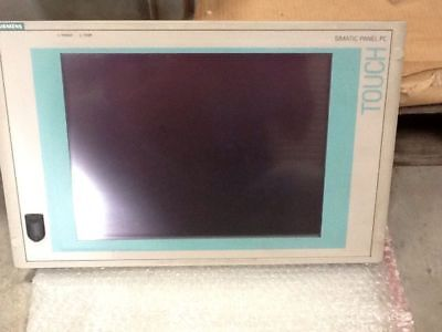 """Siemens Touch Screen 15"""" With Simatic Panel PC 670"""
