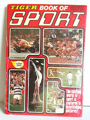 Tiger Book Of Sport 1978