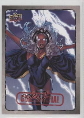 2015 Upper Deck Marvel Dossier #34 Storm Non-Sports Card 2a1