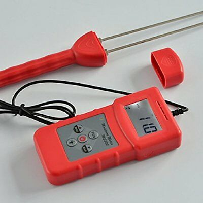 H● MS320 Digital PortableTobacco Moisture Content Tester Meter with LCD Display