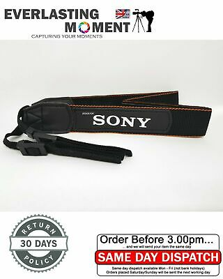 Shoulder Neck Sling Strap Belt for Sony Alpha SLR / DSLR Camera