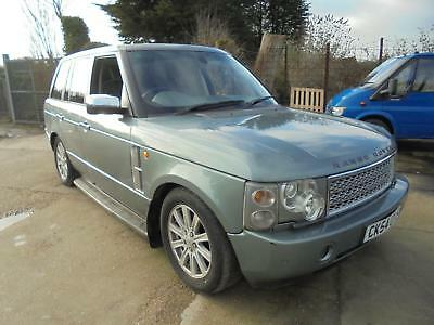 Spares Or Repairs 54 Reg Landrover Rangerover 3.0 Td6 Diesel Auto Hse 4X4