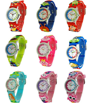Ravel Boys/Girls Kids 'Time Teacher' Watches - a great watch for any child