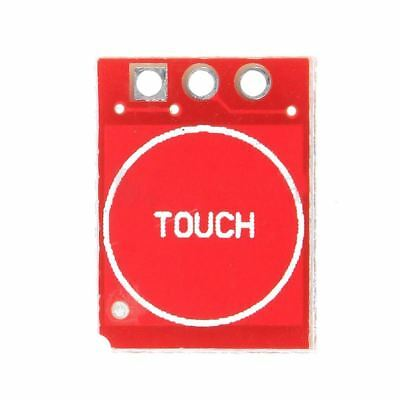 6X(10 Pcs TTP223 Capacitive Touch Switch Button Self-Lock Module For Arduino l8)
