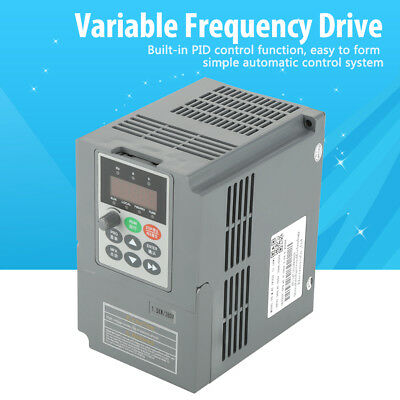 1.5KW 380V Three-Phase Variable Frequency Drive Converter VFD Speed Controller